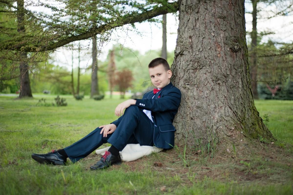 Piotr – plener komunijny
